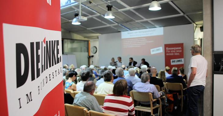 Veranstaltung: Wissens- oder Abstiegsgesellschaft? Welche Bildung brauchen wir?