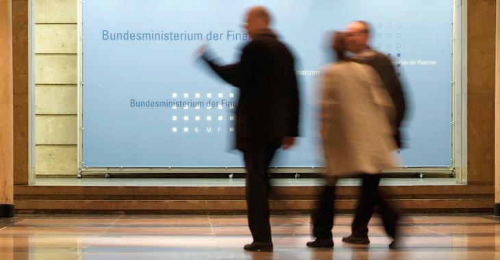 Das Bundesministerium für Finanzen in Berlin Foto: BMF/Hendel