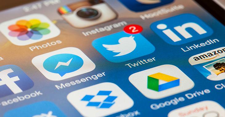 Handy-Apps von Amazon, Google, Facebook und anderen