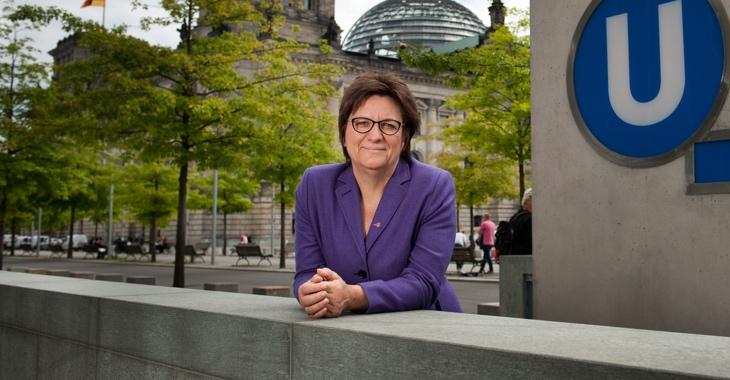 Cornelia Möhring © Uwe Steinert