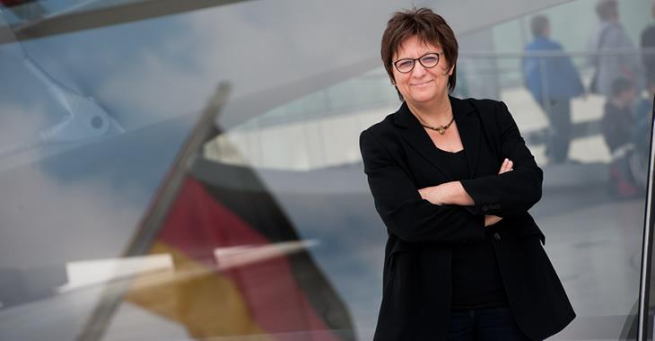 Cornelia Möhring @ Uwe Steinert