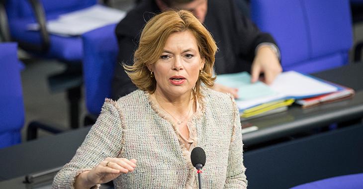 Julia Klöckner (CDU) @DBT/Simone M. Neumann