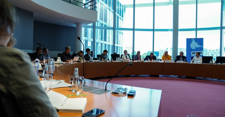 Venezuela-Fachgespräch der Linksfraktion im Bundestag am 12. September 2019