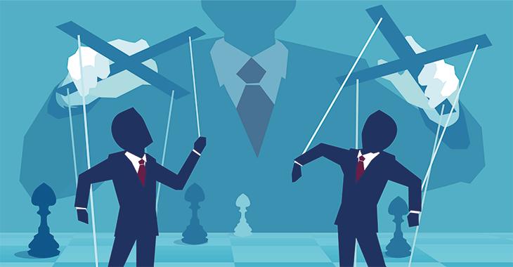 Lobbyisten und Politiker: Wer dirigiert wen?