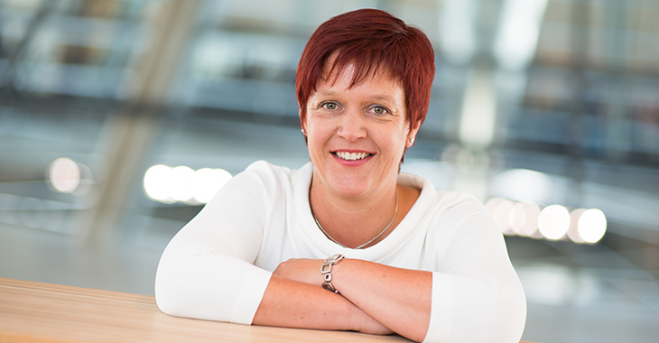 Portrait Susanne Ferschl | Foto: © Uwe Steinert