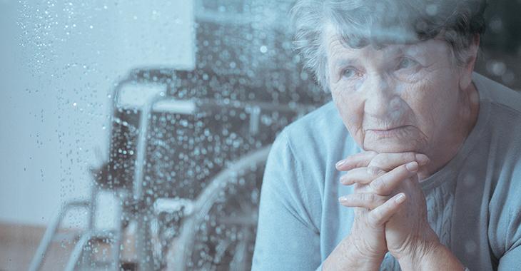 Einsamkeit im Alter betrifft immer mehr Menschen