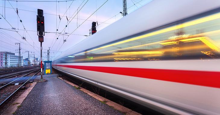 Bahn: Schnelligkeit allein genügt nicht