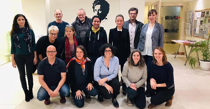 Delegation der Fraktion zu Besuch in Israel und Palästina