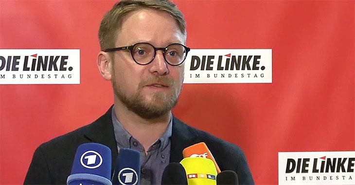 Jan Korte, 1. Parlamentarischer Geschäftsführer der Fraktion DIE LINKE. im Bundestag