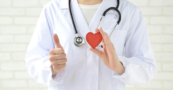 Daumen hoch für die solidarische Gesundheitsversicherung