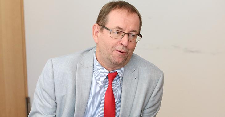 Richard Pitterle, steuerpolitischer Sprecher