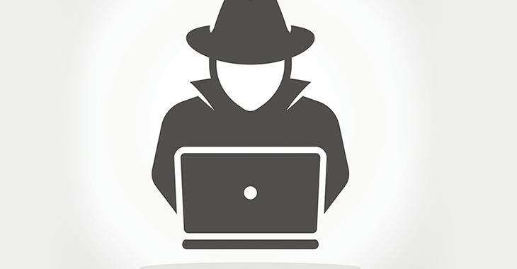 Geheimdienstmitarbeiter vor Laptop: Staatstrojaner stoppen!